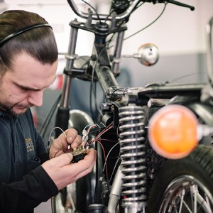 Zweiradservice - Werkstatt Tegernsee